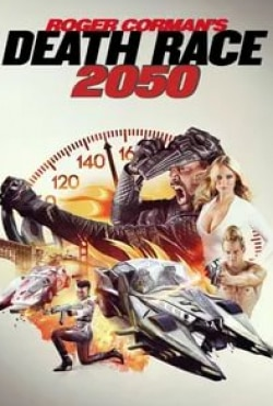кадр из фильма Смертельные гонки 2050 года