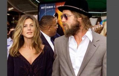 СМИ: Дженнифер Энистон и Брэд Питт снова вместе