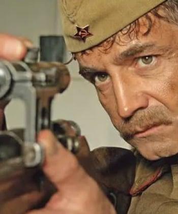 кадр из фильма Снайпер. Оружие возмездия