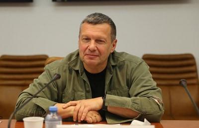 Соловьев заявил, что Познер и Собчак зарабатывают на ненависти к России