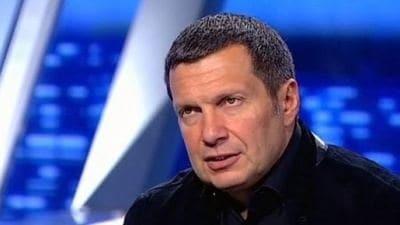 Соловьёв отреагировал на новое расследование Навального
