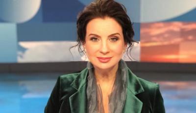 Стриженова вышла на работу после падения в прямом эфире