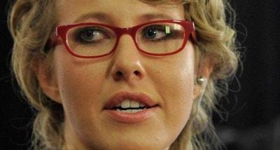 Суд наказал Собчак за пикет у здания ФСБ