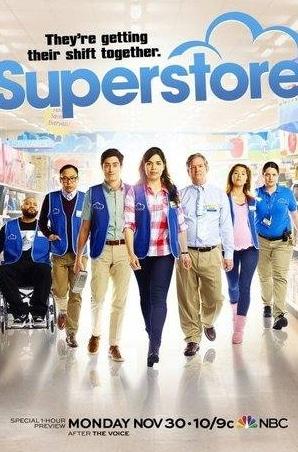 кадр из фильма Супермаркет