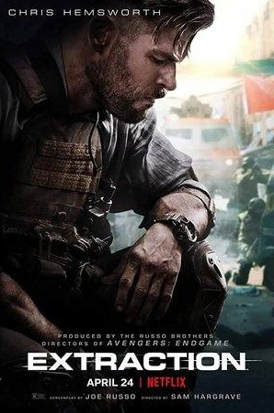 кадр из фильма Тайлер Рейк: Операция по спасению
