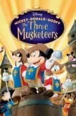 Три мушкетера: Микки, Дональд, Гуфи кадр из фильма