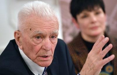 Умер ведущий Кинопанорамы Даль Орлов