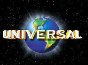 Логотип киностудия Universal Pictures.