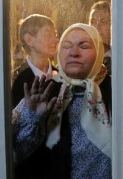 кадр из фильма Вдовий теплоход