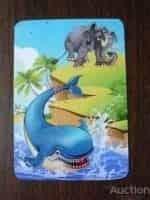 Великая битва Слона с Китом кадр из фильма
