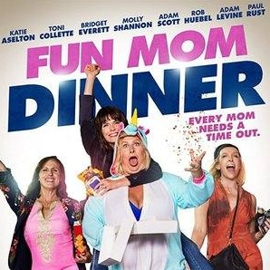 кадр из фильма Веселый ужин мамочек