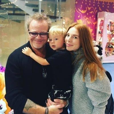 Владимир Пресняков делится теплыми семейными фото из отпуска