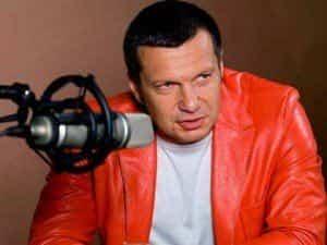 Владимир Соловьев в восьмой раз стал отцом