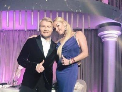 Волочкова анонсировала свадьбу с Басковым