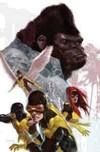 В новом Люди Икс снимутся Флеминг и Роуз