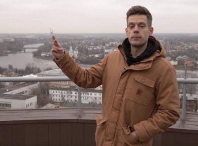 Звезда YouTube Юрий Дудь тайно приехал в Кострому
